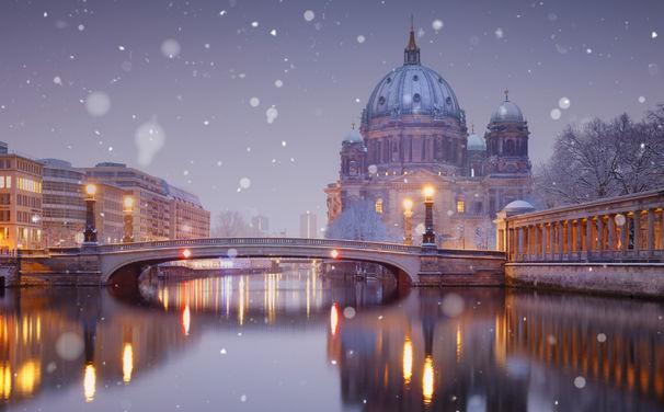 Die Berliner Philharmoniker, Festtagsmusik - Die Berliner Philharmoniker zelebrieren die Adventszeit mit italienischer Barockmusik