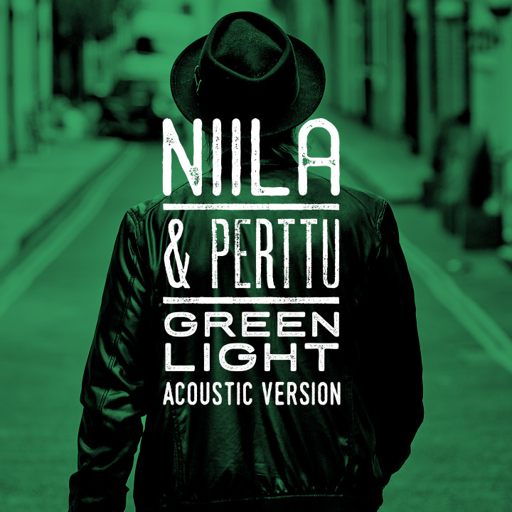 Niila & Perttu Cover Green Light Acoustic Version