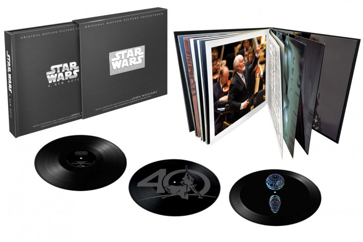 Star Wars Vinyl News