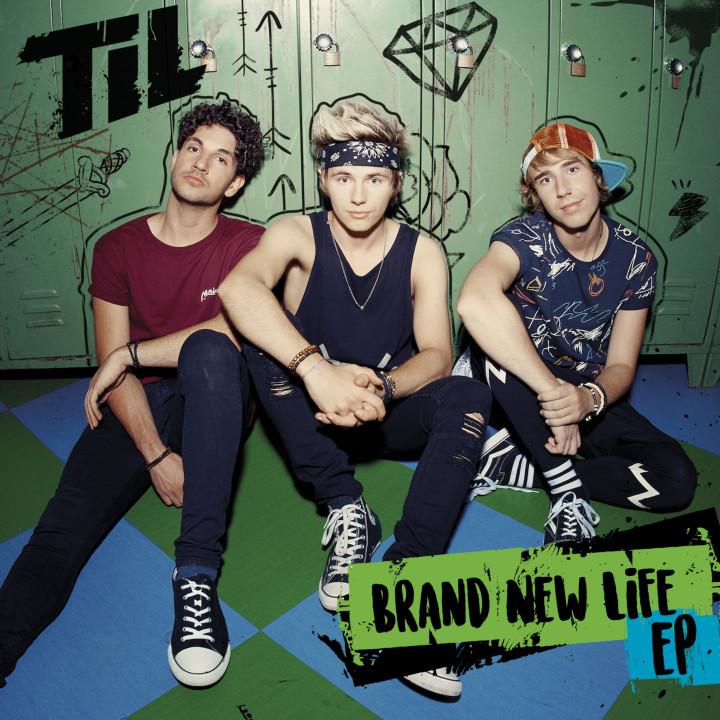 TIL - Brand New Life - EP