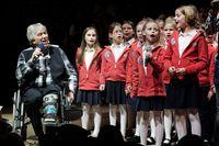 Rolf Zuckowski, Großes Jubiläumstour-Finale in der ausverkauften Elbphilharmonie