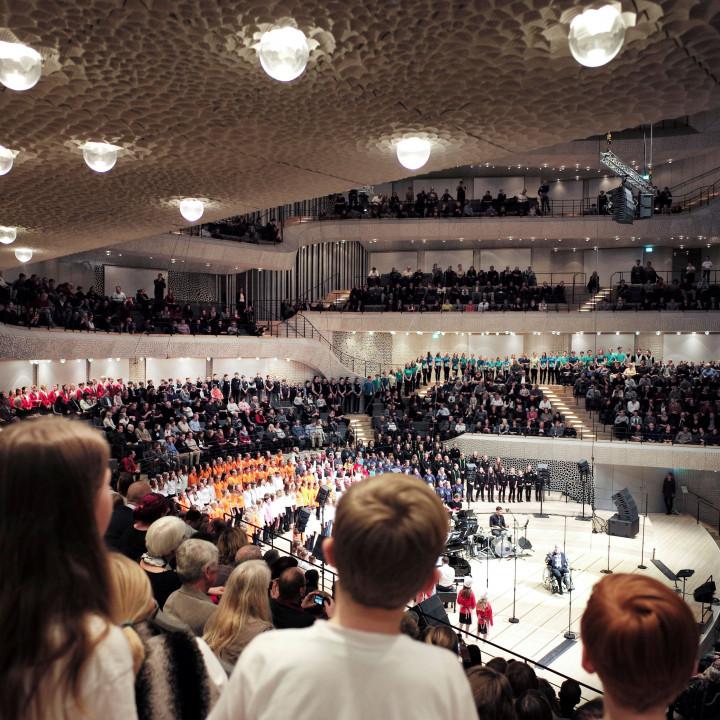 """""""Advent im Elbkinderland""""—Adventskonzert in der Hamburger Elbphilharmonie (6)"""