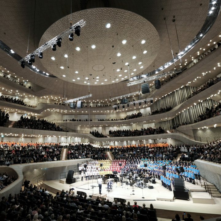 """Advent im Elbkinderland"" – Adventskonzert in der Hamburger Elbphilharmonie (4)"