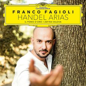 Franco Fagioli, Handel Arias, 00028947975410
