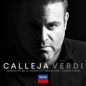 Joseph Calleja, Verdi, 00028948315390