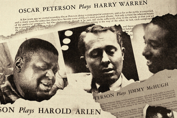 Oscar Peterson - The Songbooks