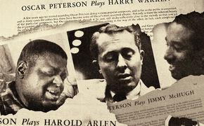 Oscar Peterson, Hitmaschine am Klavier - Oscar Petersons Song Books endlich komplett