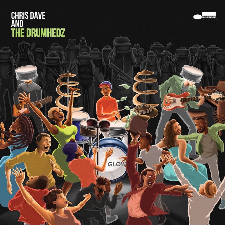 Chris Dave And The Drumhedz (LP)