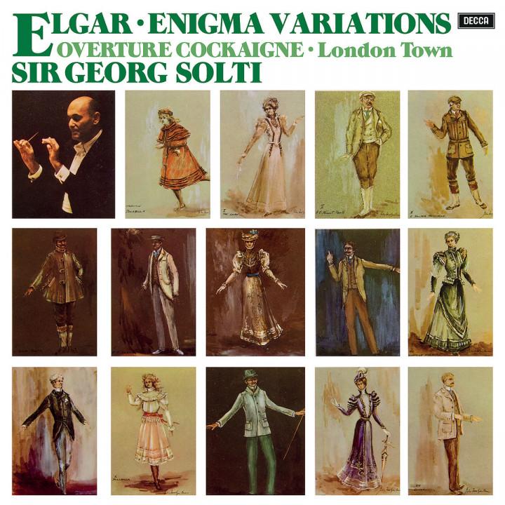 Elgar: Enigma Variations; Cockaigne