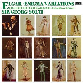 Sir Georg Solti, Elgar: Enigma Variations; Cockaigne, 00028948330959