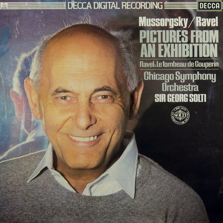 Mussorgsky: Pictures At An Exhibition / Ravel: Le Tombeau de Couperin