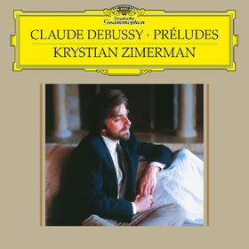 Krystian Zimerman, Debussy: Préludes - Book 1, L. 117; Préludes - Book 2, L. 123, 00028947985204