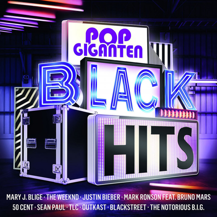 Pop Giganten - Black Hits