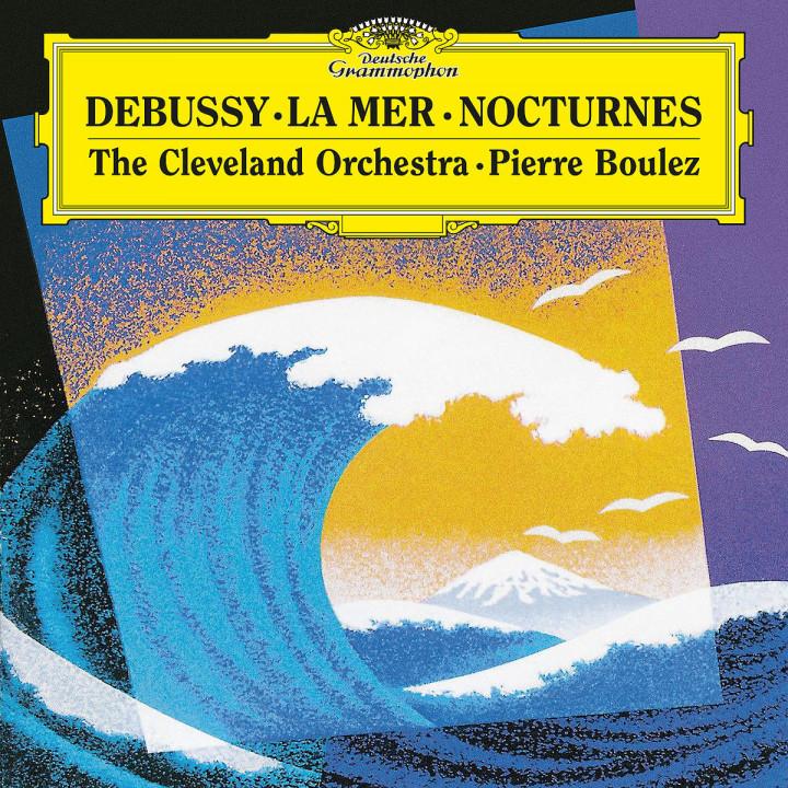 Debussy: La Mer,  L.109; Nocturnes, L.91