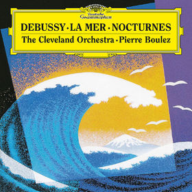 Pierre Boulez, Debussy: La Mer,  L.109; Nocturnes, L.91, 00028947985198