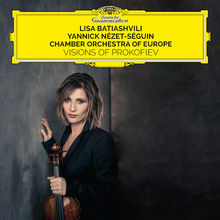Lisa Batiashvili, Visions Of Prokofiev, 00028947985297