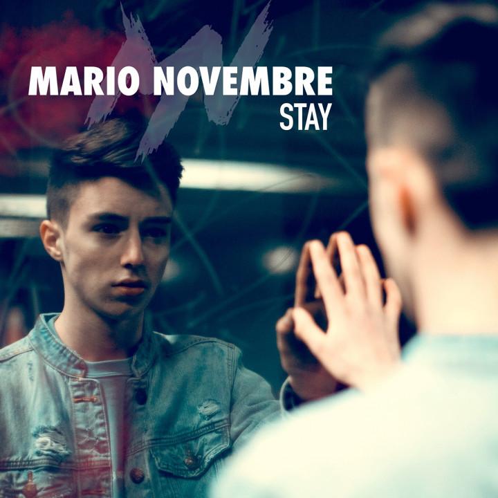 Mario Novembre Cover Stay 2017