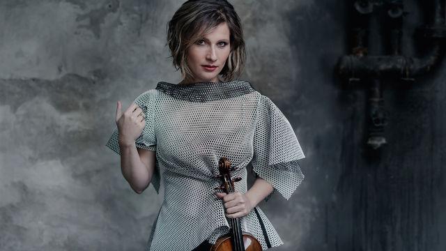 Lisa Batiashvili, Gewandte Geigerin – Neues Album von Lisa Batiashvili