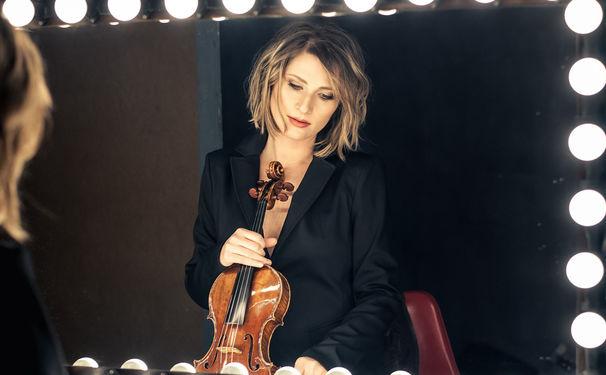Lisa Batiashvili, Tanz der Ritter – Mitreißender Vorabtrack aus Batiashvilis neuem Album