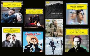 Diverse Künstler, KlassikAkzente Jahresrückblick: die besten Klassik Alben 2017