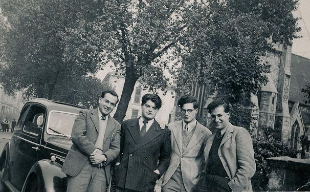 Amadeus Quartett, Das Amadeus Quartet: Geistige Brüder und musikalische Seelenverwandte