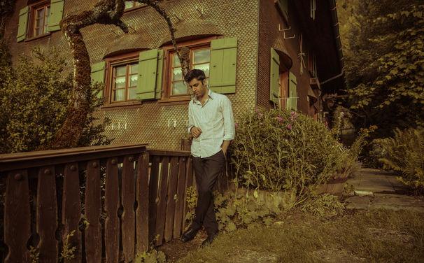 Kian Soltani, Live-Kostprobe: Kian Soltani zu Gast bei Ludwig Beck in München