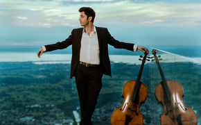 Kian Soltani, Liebestrunken – Kian Soltani legt fulminantes Debütalbum vor