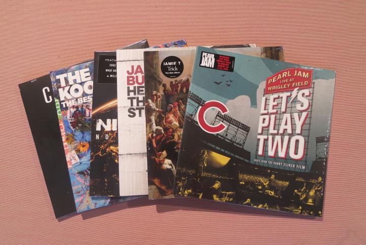 Pearl Jam Vinyl GSP