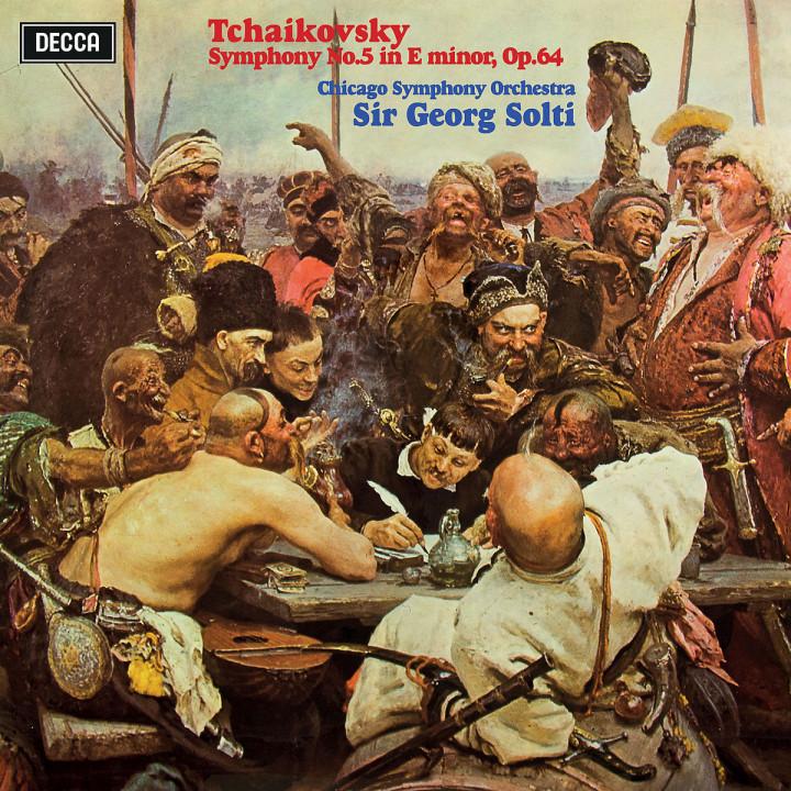 Tchaikovsky: Symphony No. 5 / Weber: Overture Oberon