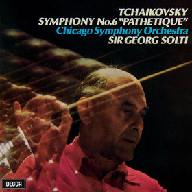 Sir Georg Solti, Tchaikovsky: Symphony No. 6 Pathétique, 00028948331000