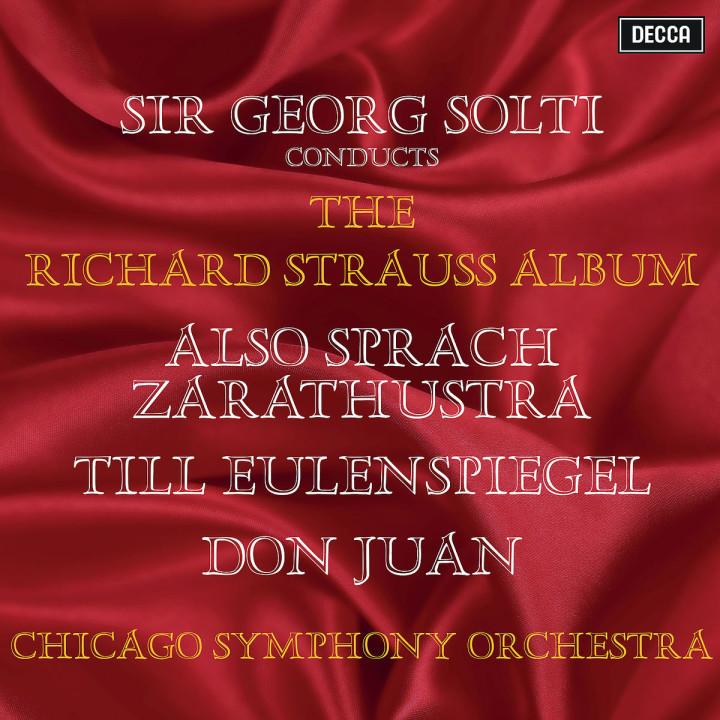 Richard Strauss: Also sprach Zarathustra; Till Eulenspiegels lustige Streiche; Don Juan