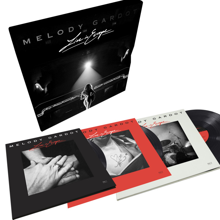 Live In Europe – LPs