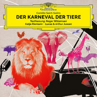 Lucas & Arthur Jussen, Saint-Saens: Der Karneval der Tiere, 00028947983804
