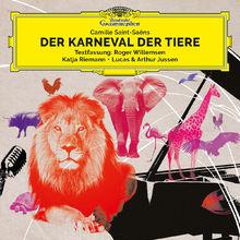 Der Karneval der Tiere, Saint-Saens: Der Karneval der Tiere, 00028947983804