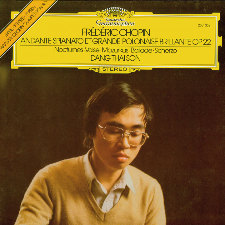 Chopin: Andante spianato et Grande Polonaise brilliante op. 22 / Nocturnes / Valse / Mazurkas / Ballade / Scherzo