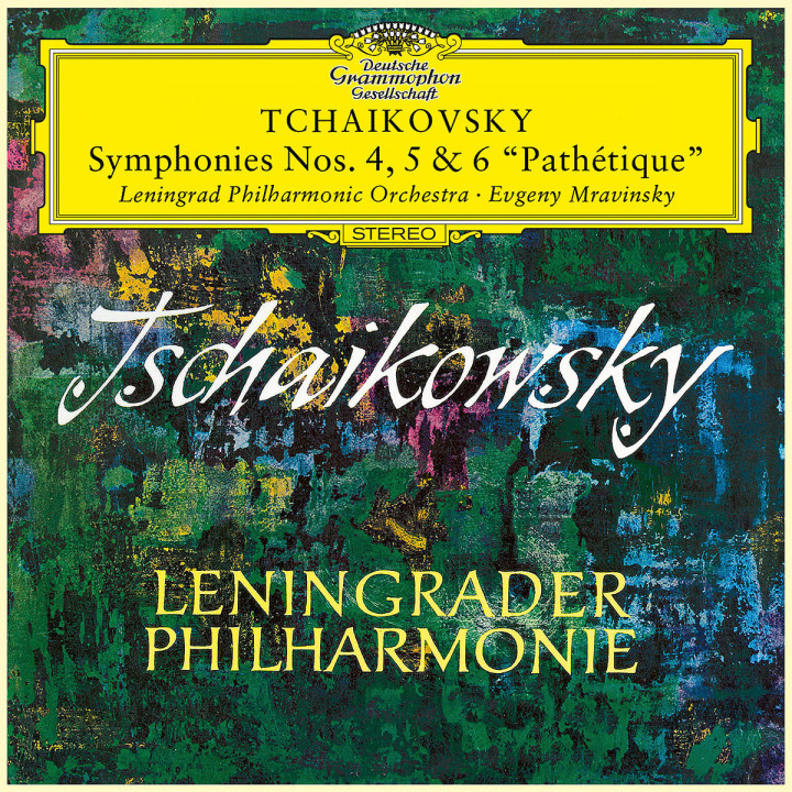 Tchaikovsky: Symphony No.4 In F Minor, Op.36, TH.27; Symphony No.5 In E Minor, Op.64, TH.29; Symphony No. 6 In B Minor, Op. 74, TH.30