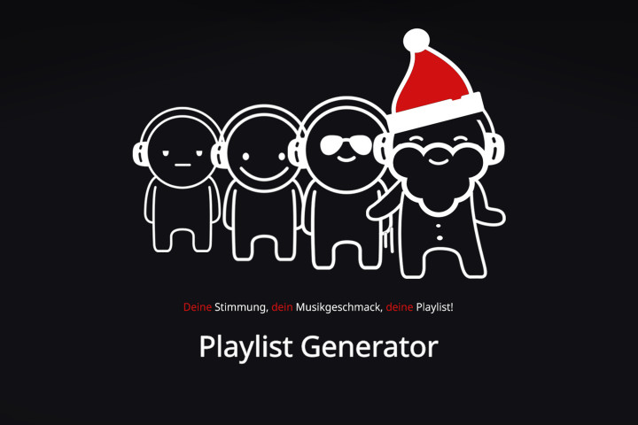 Playlistgenerator Universal Music 2018