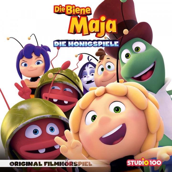 Die Biene Maja 2 - Original-Hörspiel zum Kinofilm