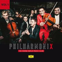 Philharmonix, The Vienna Berlin Music Club Vol.1, 00028948158102