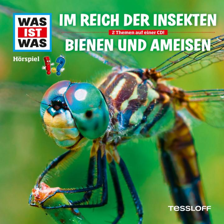 WiW Im Reich der Insekten Cover