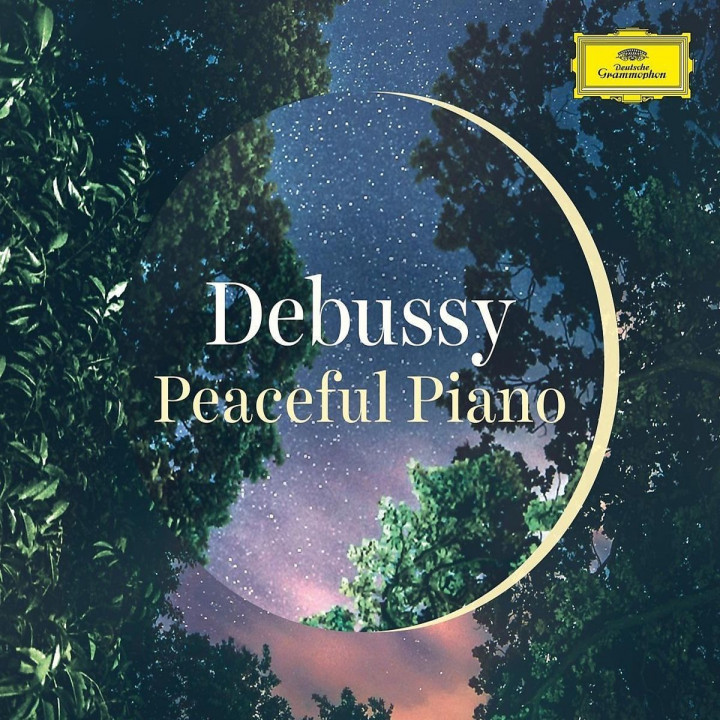 Debussy: Peaceful Piano
