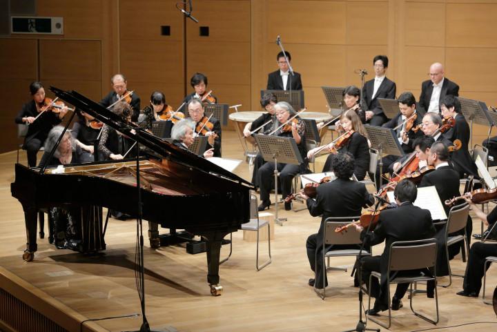 Martha Argerich, Seiji Ozawa
