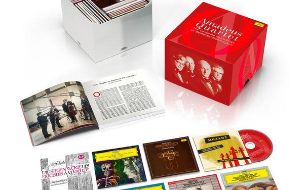 Amadeus Quartett, Jubiläumsgewinn – Das Amadeus Quartett wird 70 Jahre