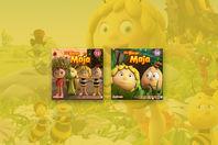 Die Biene Maja, Zwei neue Biene Maja Hörspiele und ein honigdickes Gewinnspiel