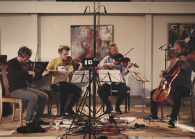 Danish String Quartet, Æ Rømeser (Arr. For String Quartet)
