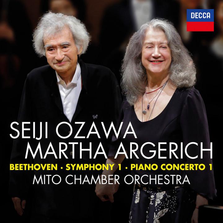 Beethoven: Symphony No.1 & Piano Concerto No.1