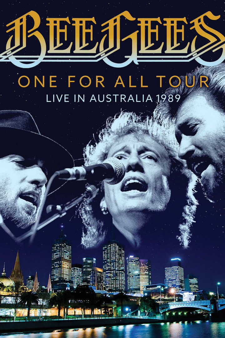 One For All Tour: Live In Australia 1989 (Blu-ray)