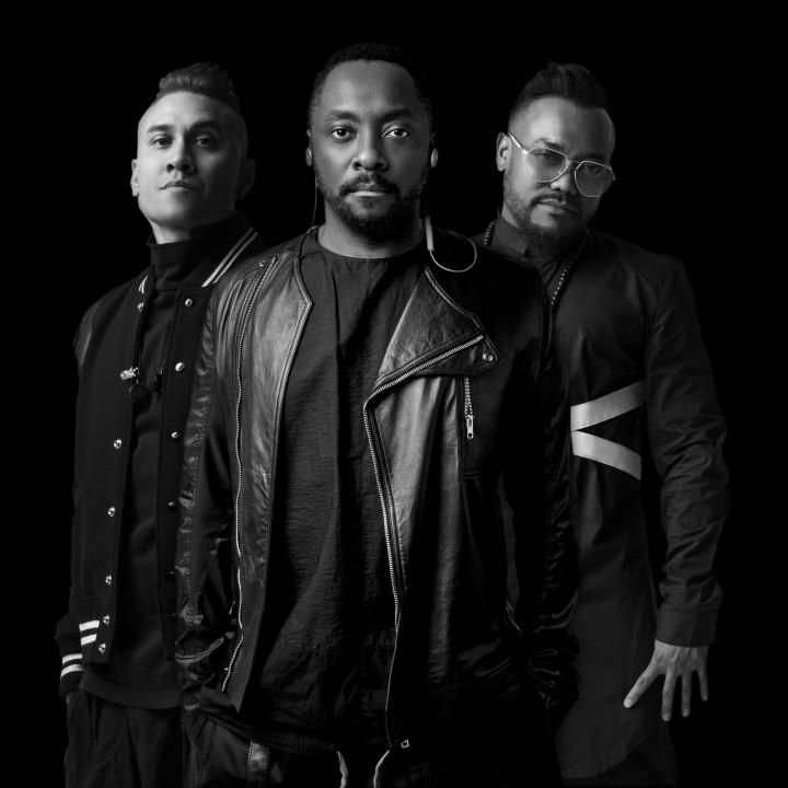 Black Eyed Peas Pressebilder 2018