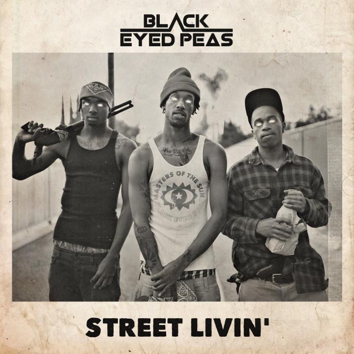 Cover Street Livin Black Eyed Peas