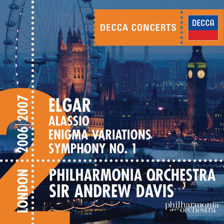 Elgar: Symphony No.1/Enigma Variations